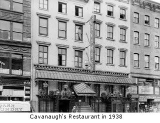 Cavanaugh's Restaurant