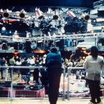 Interior of the Phantom Club during a party